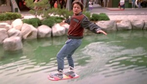 Hoverboard with Anti-gravity Technology?